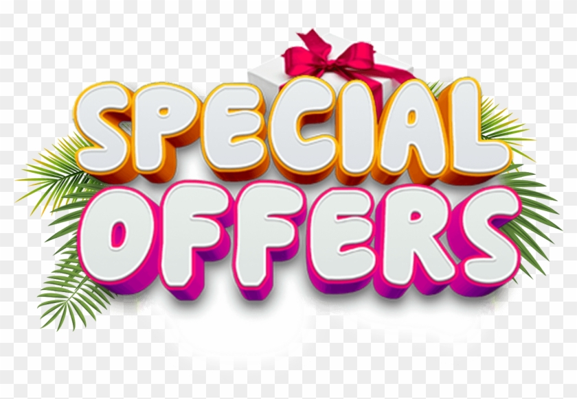 72 727417 special offers discount codes special offer png logo