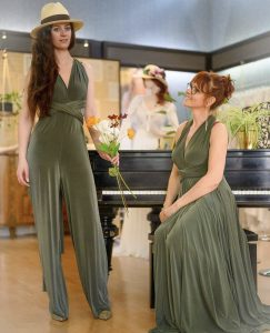 jumpsuit and multiway